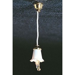 &MH635: HANGING TULIP LIGHT