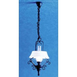 &MH1035: EARLY AMERICAN KITCHEN LAMP