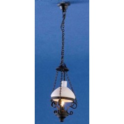 &MH1034: COLONIAL KITCHEN LAMP