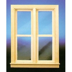SLIM DOUBLE WORKING WINDOW