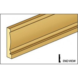 INTERIOR DOOR TRIM, 7/16 X 24