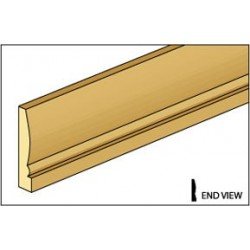 INTERIOR WINDOW TRIM, 3/8 X 24