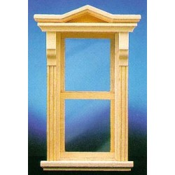 &HW5002: VICTORIAN DOUBLE HUNG WINDOW