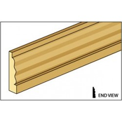 &HW7056: 3-STEP DOOR/WINDOW CASING, 3/8