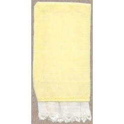 PILLOW CASE STUFFED 1 PC LT. YELLOW
