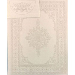 PRETTIPOINT RUG KIT-KHIRMAN