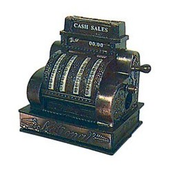 CASH REGISTER PENCIL SHARPENER