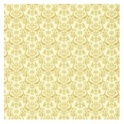 6 pack Wallpaper, Regency, Urn Gold