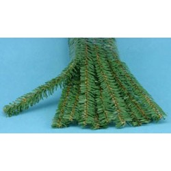 CANADIAN PINE STEMS 12IN X 20MM, 10PC