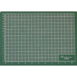3-1/2 X 3-1/2 (GREEN) SELF-HEALING CUTTING MAT