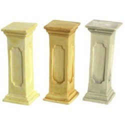 PEDESTAL, SMALL, GRAY, 3PC
