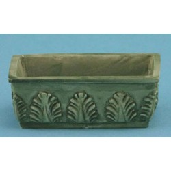 FLOWER BOX 6PCS GREEN