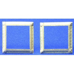GOLD FRAME, 2PCS
