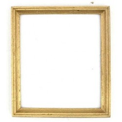 GOLD FRAMES, 2 PCS