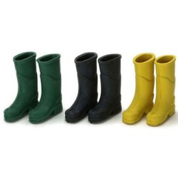 RUBBER BOOT BLACK
