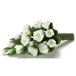 BRIDAL BOUQUET, WHITE