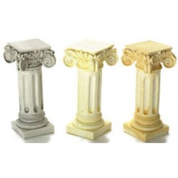 LARGE COLUMN, 3PC, IVORY