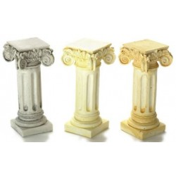 LARGE COLUMN 2 PC, TAN