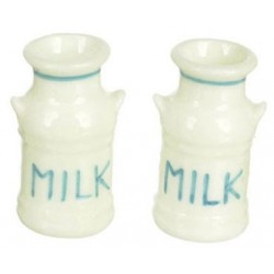 MILK CAN 2PC