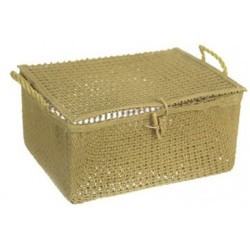 PICNIC BASKET, LARGE, 3PC