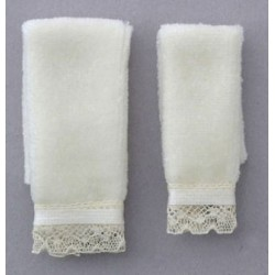 TOWEL SET/BEIGE