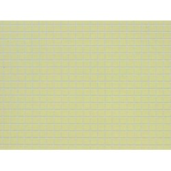 TILE: 1/4 SQ, 12X16, YELLOW, JR331