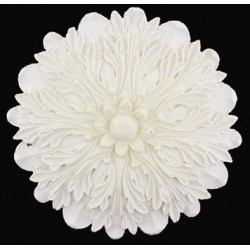 Blossom Ceiling Carving