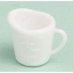 WHITE MEASURING CUP