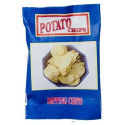 BAKED POTATO CHIPS, BAG