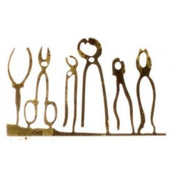 ASSORTED HAND TOOLS, 6