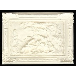Rectangle Ceiling Carving