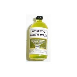ANTISEPTIC MOUTH WASH-BOTTLE
