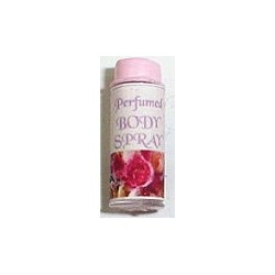 PERFUMED BODY SPRAY