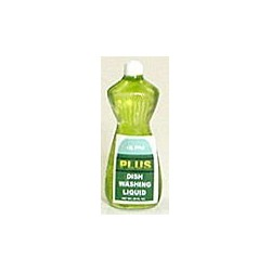 PLUS DISH WASHING LIQUID