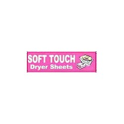 SOFT TOUCH DRYER SHEETS