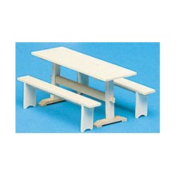 TRESTLE TABLE & BENCHES KIT