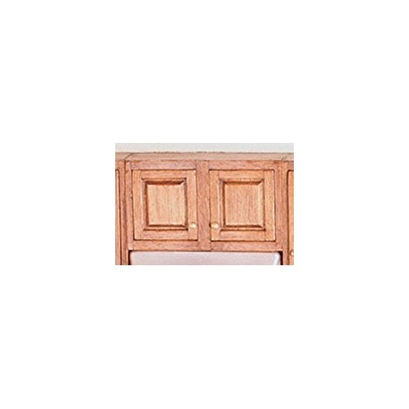 3 in upper cabinet kit dollhouse kitchen cabinets for Upper cabinets for sale