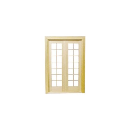 &CLA76011: CLASSIC FRENCH DOOR