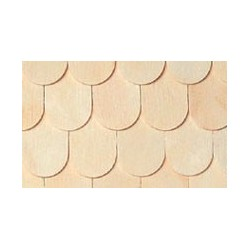 Fishscale Shingle  100 Pcs