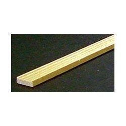 Grooved Window Trim
