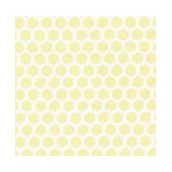 Yellow Small Hex Floor