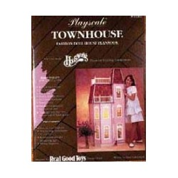 PLAYSCALE: VICTORIAN TOWNHOUSE PLANBOOK