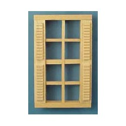 Std 8-Lite Shutter Window