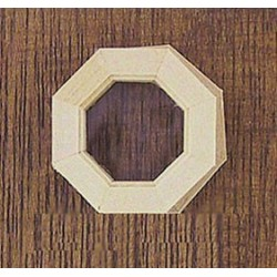 Octagon Window/Interior Trim