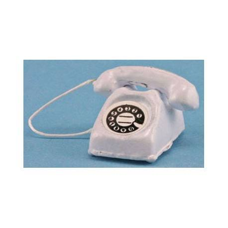 TELEPHONE, WHITE  (861W)