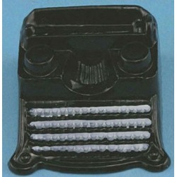 BLACK TYPEWRITER (-)