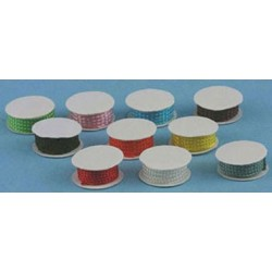 SPOOLS OF RIBBON, 10PC