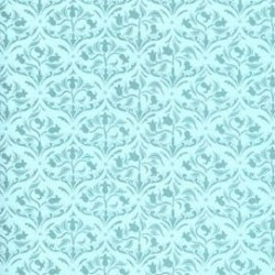 6 pack Wallpaper: Tulip Arabesque, Sea Green