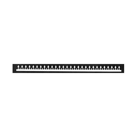ROOF TRIM, 11-1/4 IN. LONG
