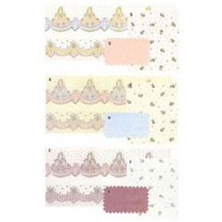 3 pack Wallpaper: Mon Cheri, Pink